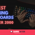 10 Best Gaming Cabinet Under 3000 Rs (RGB & TOP Airflow)