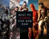 [LATEST] 10 Best PC Games For 4GB RAM/Low-End PC (2021)