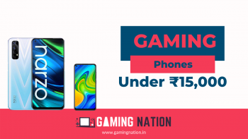 10 Best Gaming Phones under 15000 Rs In India 2021